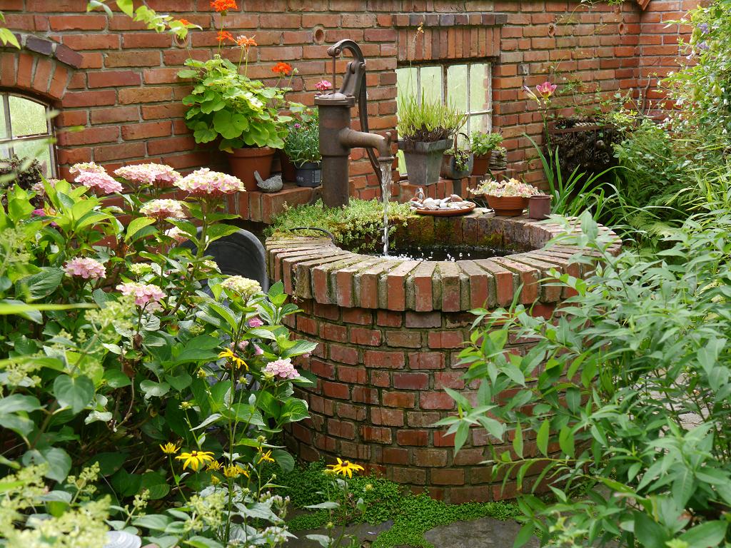 Das Moorjuwel in Wiesmoor   Het Tuinpad Op / In Nachbars Garten